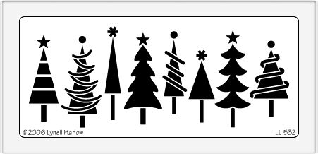 Christmas In August Clipart.Christmas In August Dreamweaver Stencil Style Lee Kellogg