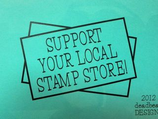 Local stamp store