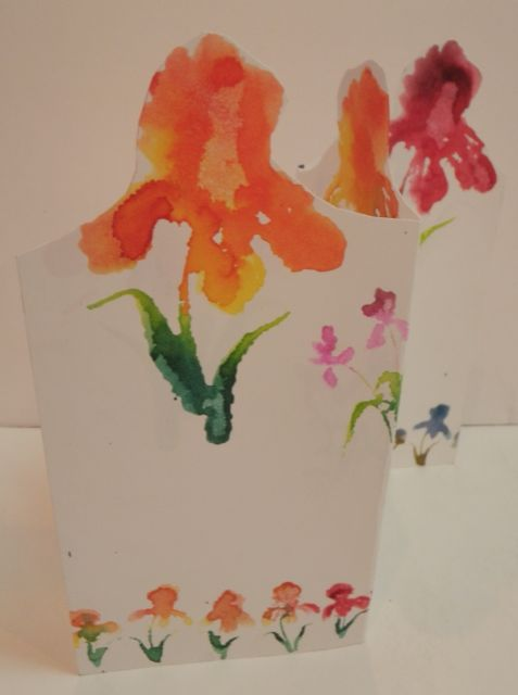 Trifold card1