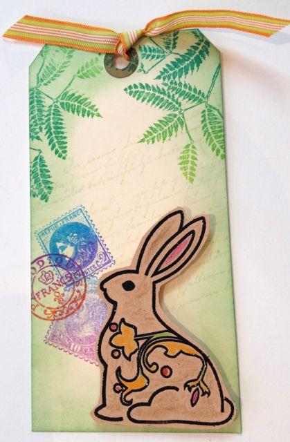 Rabbit tag 14